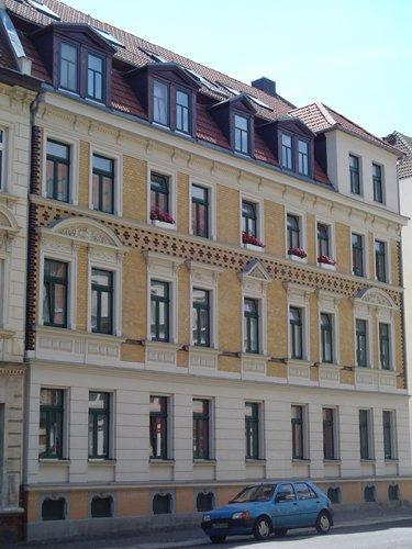 MFH in Leipzig-Lindenau Uhlandstraße, 12 WE