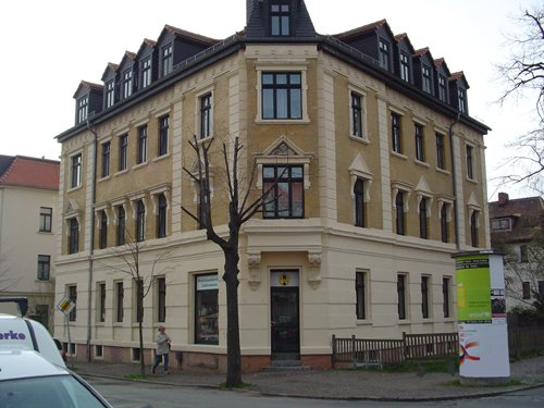 MFH in Markkleeberg Rathausstraße, 11 WE