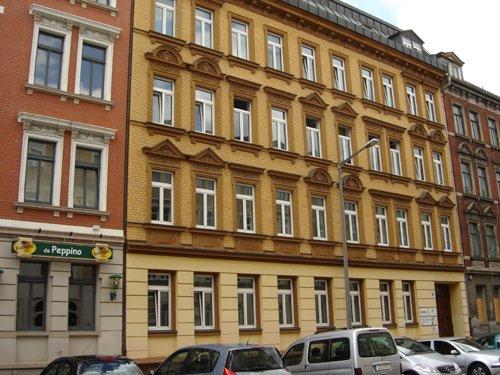 Wohn und Geschäftshaus in Eutritzsch Schiebestraße, 10 WE, 3 GE